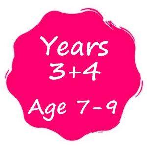 Year 3+4